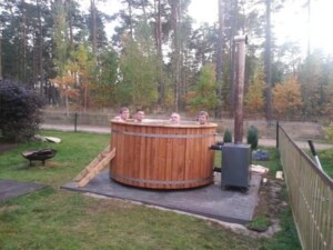 Accommodation in southern Estonia